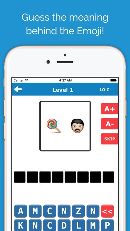 Quizmoji - Guess The Emoji Pop Quiz