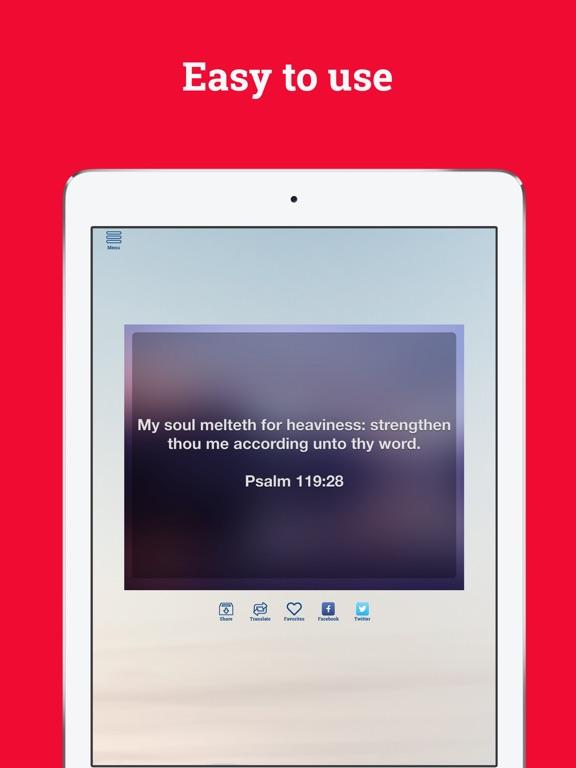 iPromises - Daily Bible Verses Screenshots