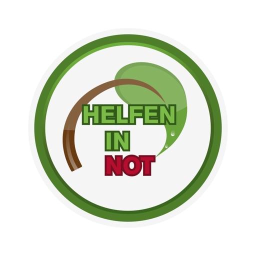 Helfen in Not