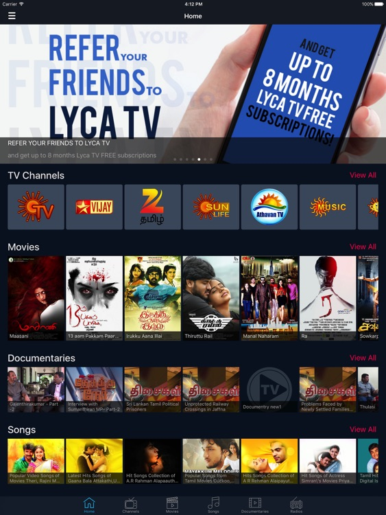Lyca tv sign up