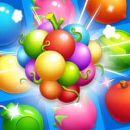 Fruit Blast Pop Legend - Sweet Yummy Match 3 Game