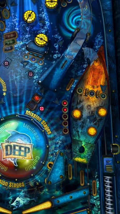 The Deep Pinball