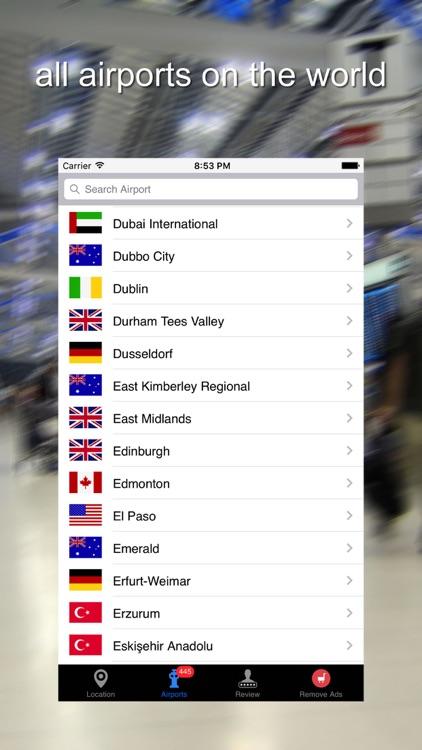 Air Tracker For Lufthansa Pro screenshot-3