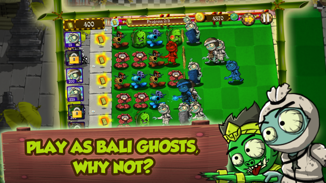Bali Ghost Attack Im App Store