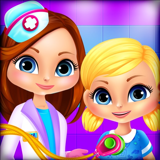 Mia Hospital - Doctor Spa Care & Salon Games