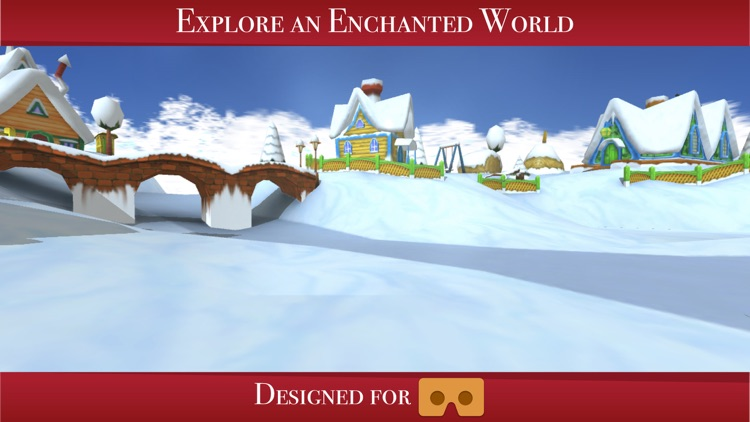 Christmas VR for Google Cardboard screenshot-3