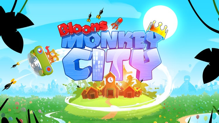 Bloons Monkey City screenshot-4