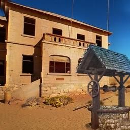 Can You Escape Desert House