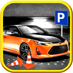 Multi-Level Car Parking Mania Driving Challenge 3D