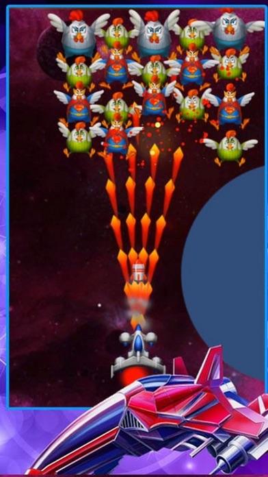 Ship Fighter Chicken screenshot 3