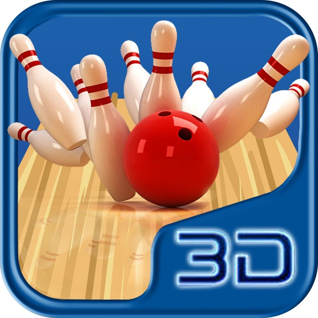 3d bowling ein sport spiel kostenlos im app store. Black Bedroom Furniture Sets. Home Design Ideas