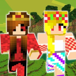 Skins of Little Carly for Minecraft Pocket Edition