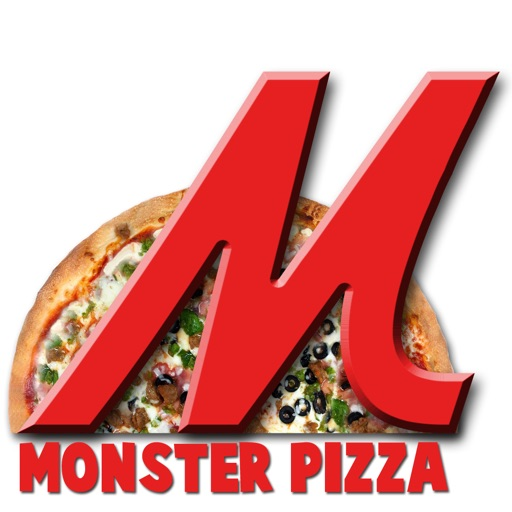 Monster Pizza Ordering App iOS App