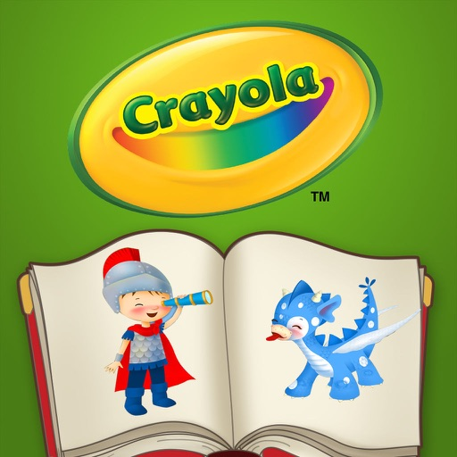 Crayola: Find That Dragon!