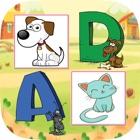 Animals Vocabulary Kids Learning icon
