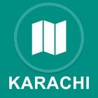 カラチ、ハキスタン : オフラインGPSナヒケーション icon