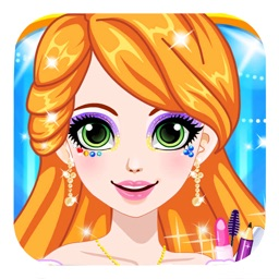 Mermaid dressing room - Girls Beauty Salon Game