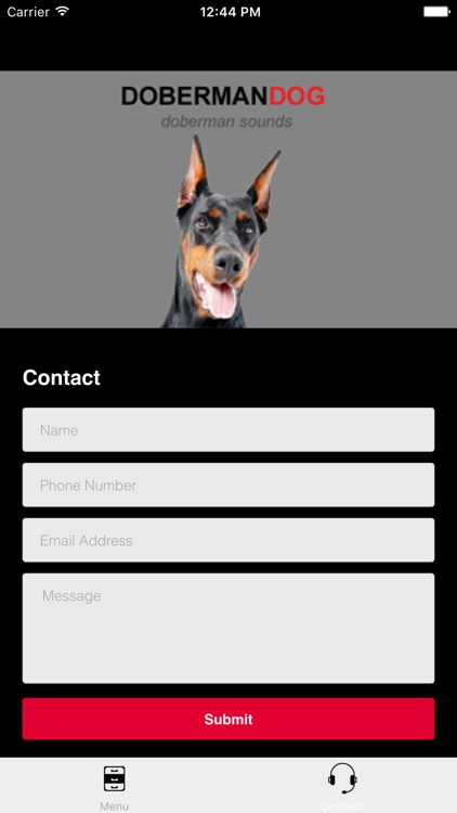 Doberman Dog Sounds and Barking screenshot-4