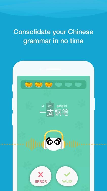 ChineseSkill -Learn Mandarin Chinese Language Free screenshot-4