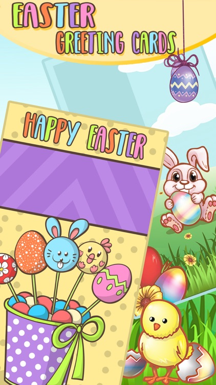 Easter Greeting Cards – Holiday eCard Free Make.r
