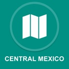 Central Mexico : Offline GPS Navigation icon