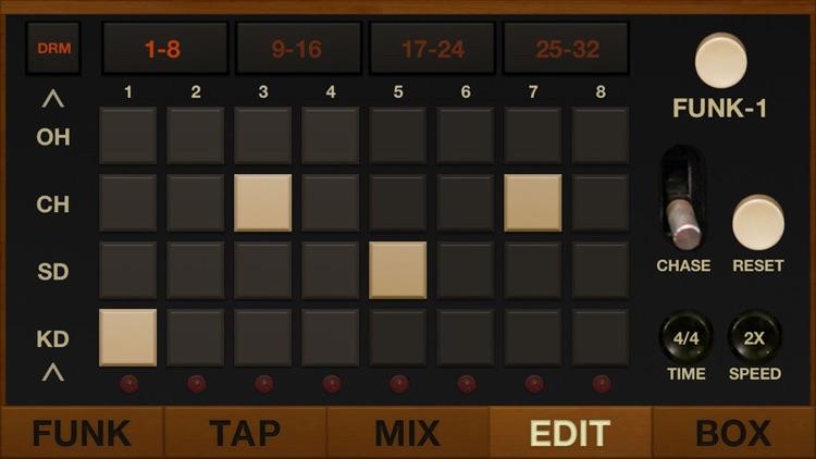 FunkBox Drum Machine screenshot-3