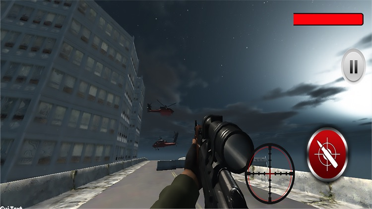 Sharp Shooter Sniper Killer 3D 2017 screenshot-3