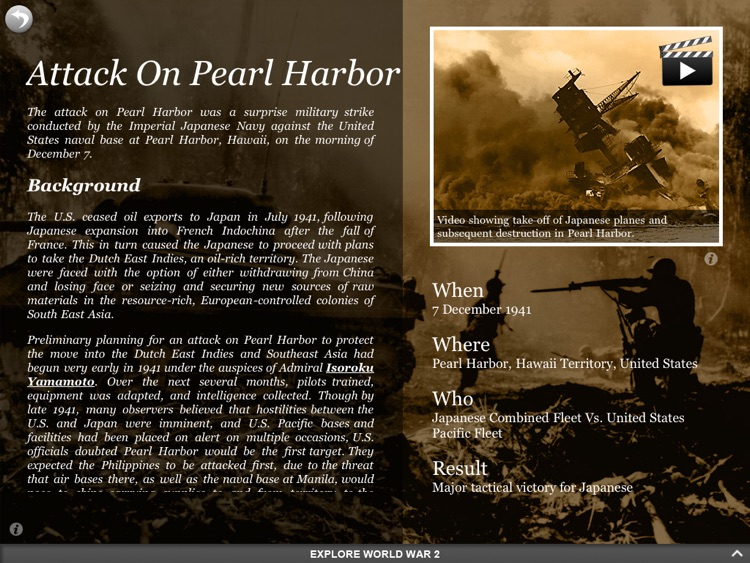 World War 2 History: WW2 Lite