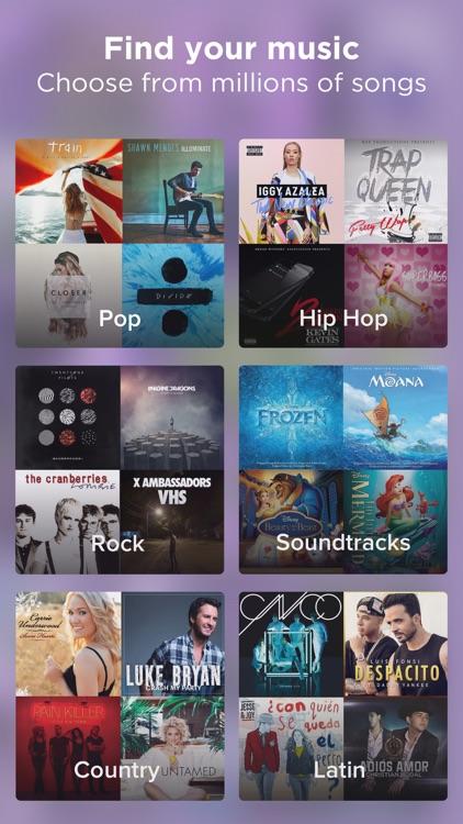 Smule Sing! app image