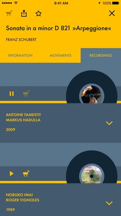 Grammofy – Classical Music Streaming screenshot-4