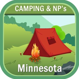 Minnesota Camping & Hiking Trails Offline Guide