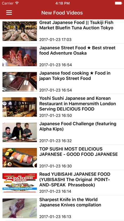 Japanese News in English Pro screenshot-3