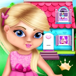 My Doll House Games for Girls: Dream Dollhouse