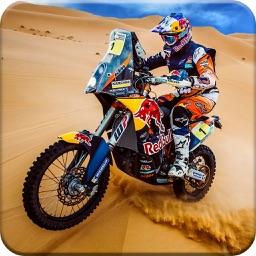 3d Desert Stunt Master Bike Racer