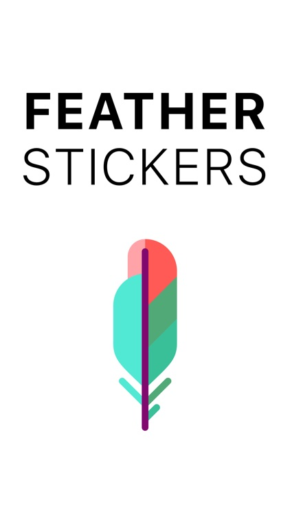 Feather Stickers screenshot-0