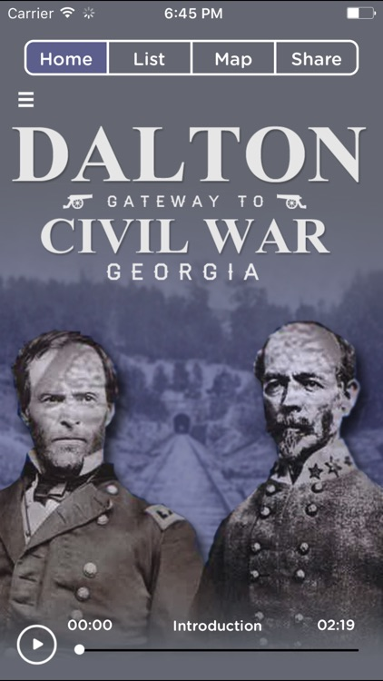 Dalton Civil War