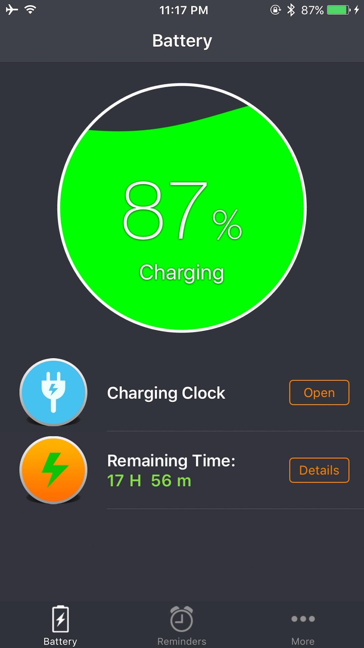 Battery Life Doctor Screenshot