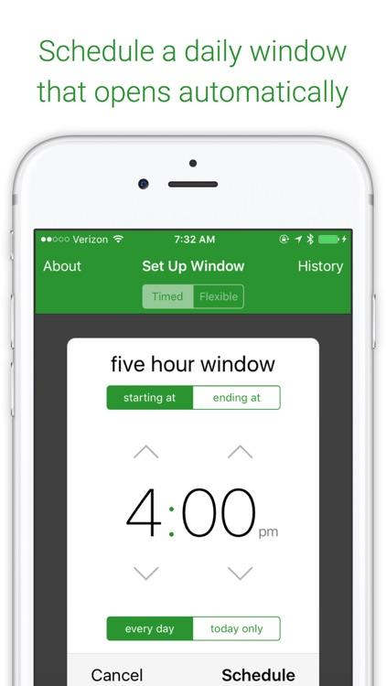 Window - Intermittent Fasting Tracker