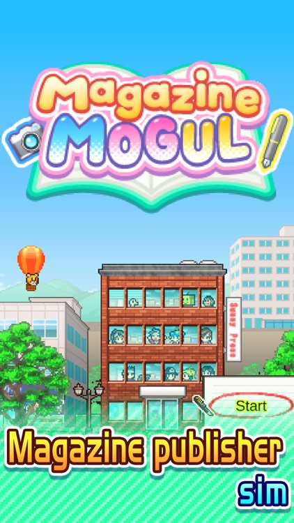 Magazine Mogul screenshot-4