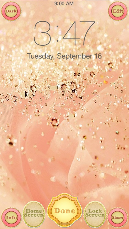 Rose Gold Wallpaper and Glitter Backgrounds HD