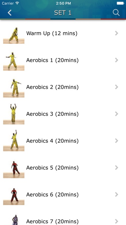 Aerobic Dance Challenge screenshot-2