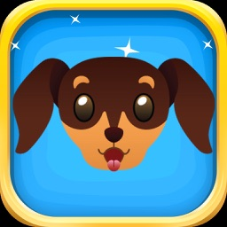 Dachshund Dog Stickers - Dachshund Emojis