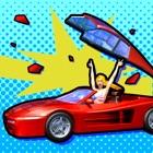 Crazy Open Car icon