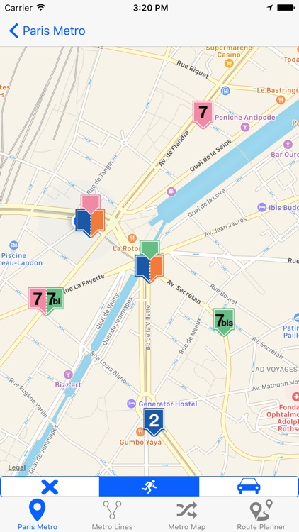Paris Metro & Subway screenshot-4