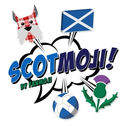 Scotmoji - Scottish emoji-stickers!