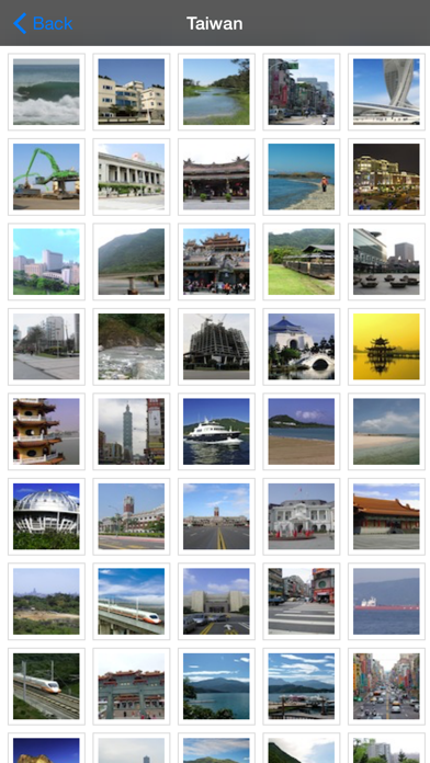Taiwan Tourism Choice