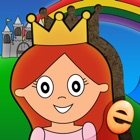 Princess Jogos para Meninas Unicorn Kids Puzzle icon