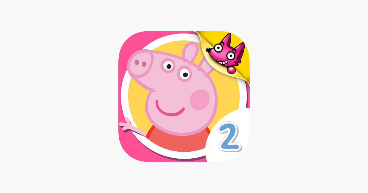 Peppa Pig 2 ▷ Animated TV Series on the App Store