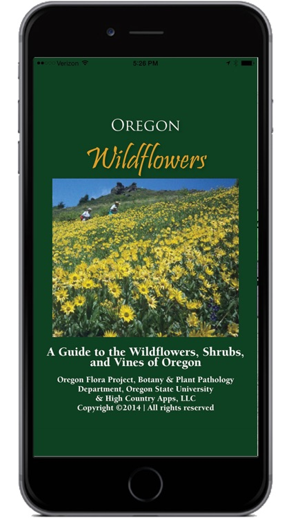 Oregon Wildflowers screenshot-0