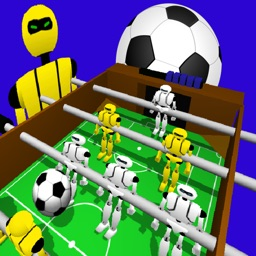Robot Table Football Pro